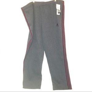 adidas fleece pants 3xl